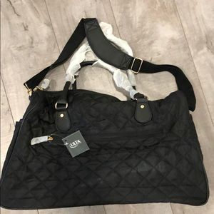 Black carry on bag